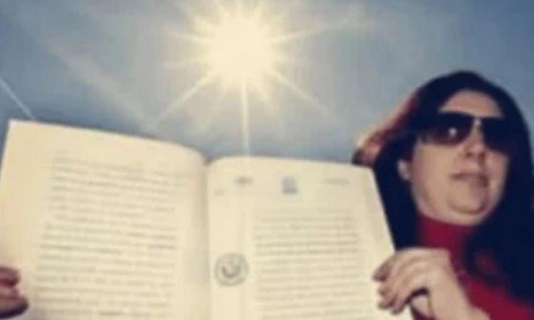 太阳被外国女子注册为专利,声称被太阳照过的人,都要向她交费