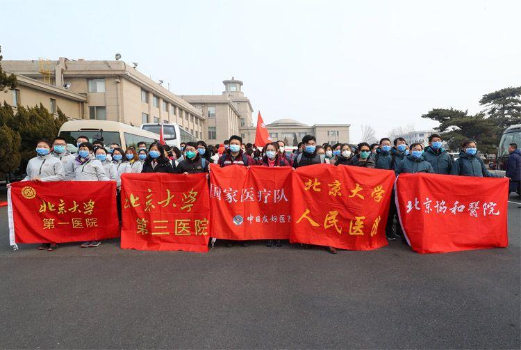 历史性的时刻,上次武汉被全世界瞩目还是82年前