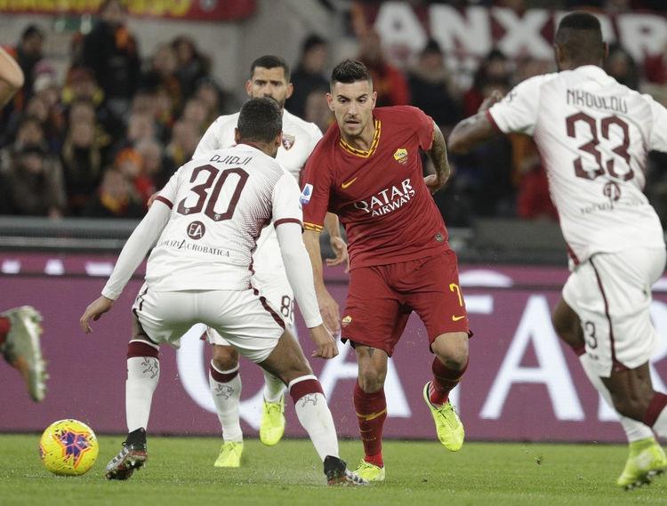 国米有意今夏引进罗马中场佩莱格里尼,球员身价3000万欧