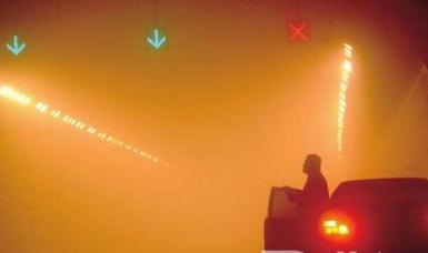 雾霾天开车技巧有哪些