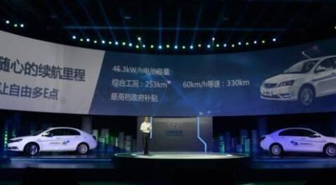 吉利电动汽车电池寿命,车型推荐