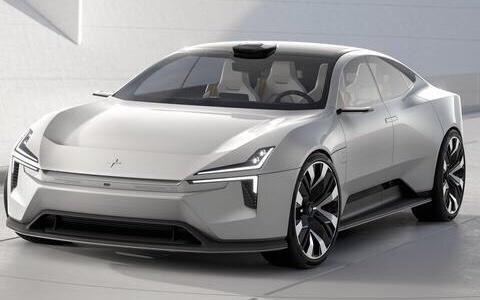轴距3.1米,对标特斯拉Model S,极星全新纯电动4门GT轿车发布