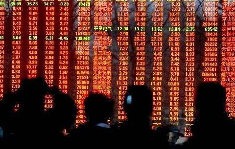 道指大跌1000点!欧美股市全面沦陷,A股再度领涨全球