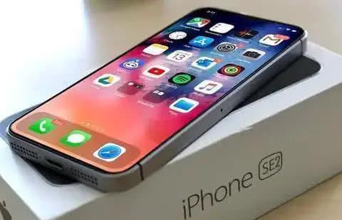 """网友期待的iPhone12,5寸""""真""""全面屏,5G双卡旗舰"""