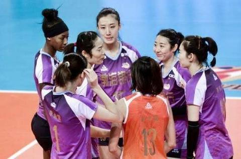 中国女排:东京奥运后将进行新老交替