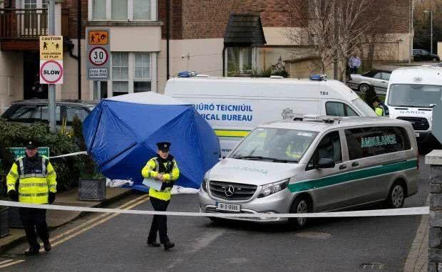 爱尔兰女子捅死邻居的男友,竟只因对方占用了她的停车位