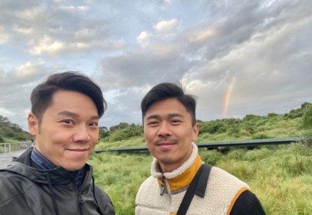 香港公开同性婚姻第一男艺人结婚3年感情稳定 家族资产逾30亿