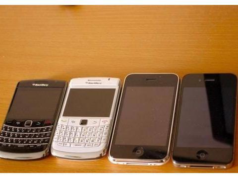 「黑莓记忆」再见了 Blackberry