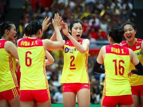 中国女排,她将是东京奥运会后的超级新人,扣球高度甚至媲美朱婷