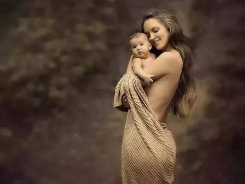 人间最美是母爱