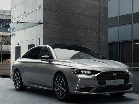 2020年上半年国内首发上市,DS全新旗舰轿车DS 9官图发布