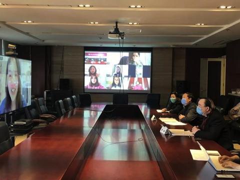 言短情长 愿不负时光 中央音乐学院校领导视频连线慰问湖北师生