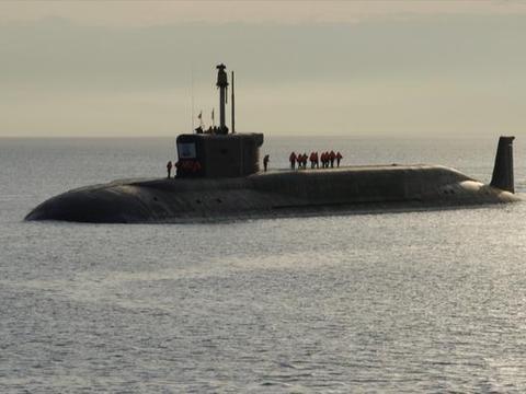 航母造不了造核潜艇,俄海军追加新订单,再买2艘北风之神核潜艇