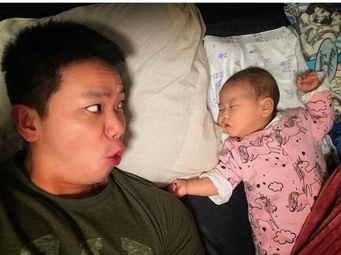TVB男艺人晒女儿戴口罩照片 被网友批评是拿女儿生命开玩笑