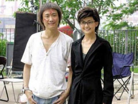 蔡卓妍和郑中基已经离婚10年,两人状态反差明显