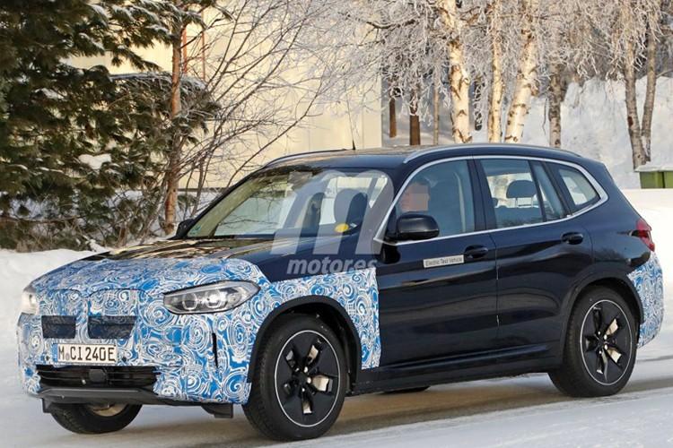 宝马首款纯电动SUV来了!欧标续航里程440公里