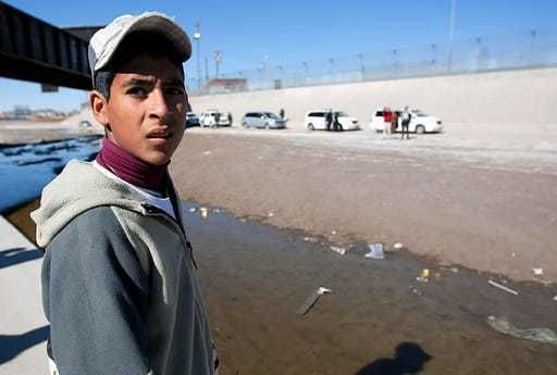 墨西哥少年在边境被美方巡逻枪杀