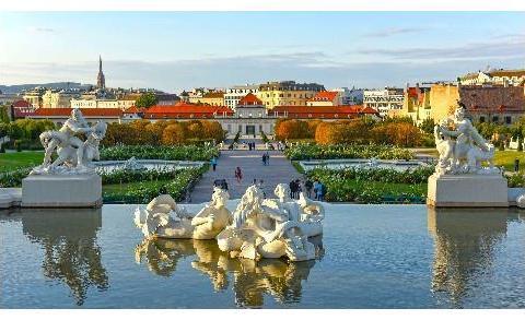 """奥地利""""藏宝无数""""的宫殿,号称""""小凡尔赛宫"""",主人却不是皇帝"""