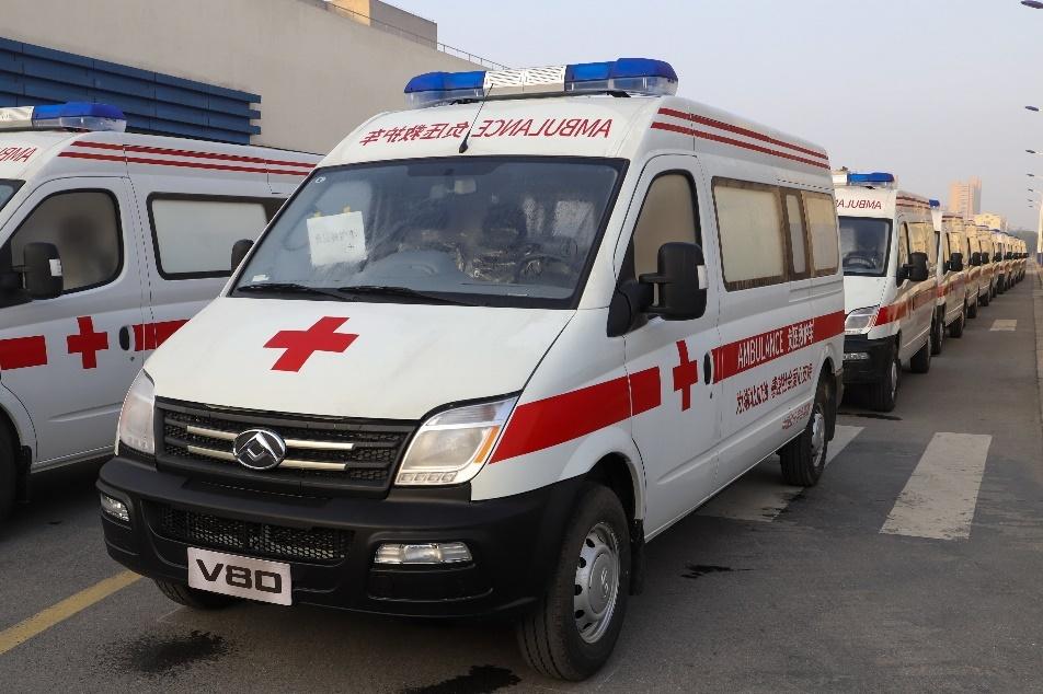 抗疫日报丨奔驰再捐2000万元,上汽大通160余辆负压救护车