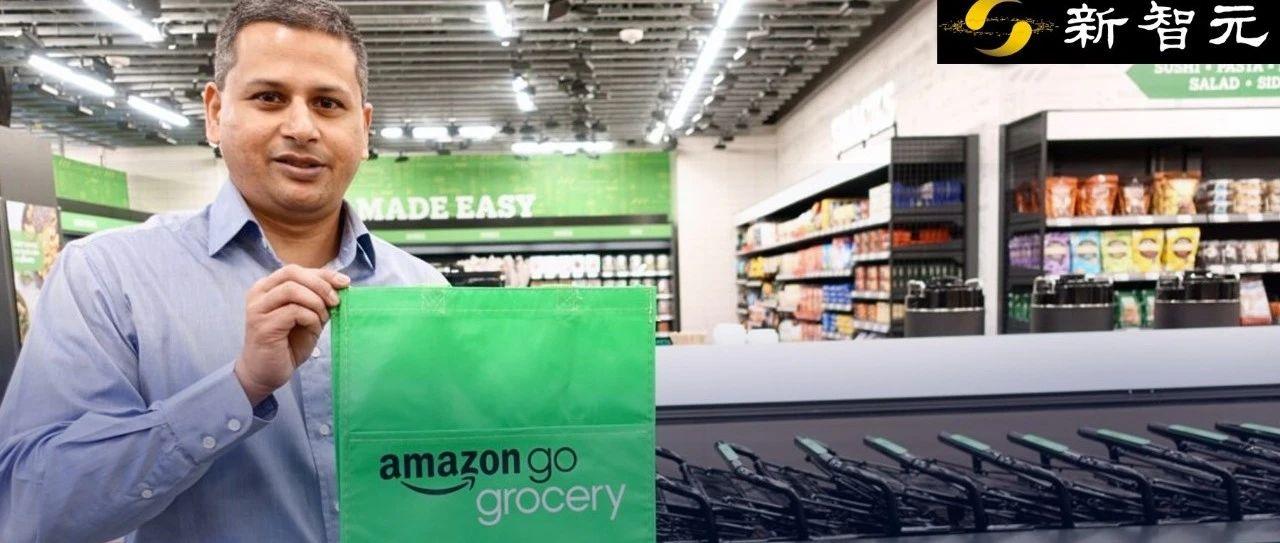 """全球首个""""无人大超市""""开业!亚马逊秘密研发Amazon Go超市上线"""