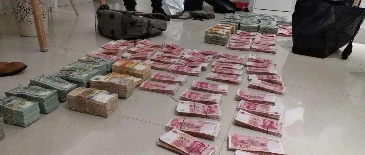 出租房内搜出1900万现金……南京警方11天为企业追回复工资金,细节堪比大片