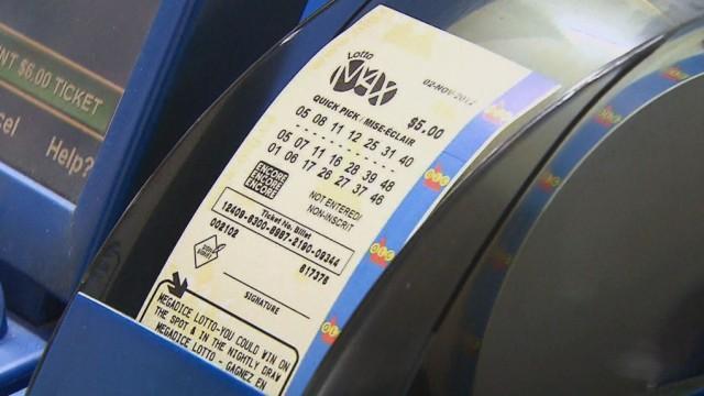 加拿大七千万Max头奖彩票被人买走了