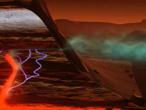 火星40亿年前有水,地球的陨石坑,或将揭示火星是否支持生命!