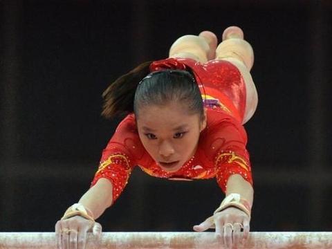 25岁体操队长姚金男,曾为夺金牌而改名