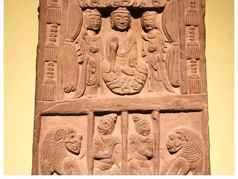国博《丝路孔道:甘肃文物菁华展》佛陀之路下篇:润艺阁分享