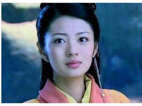 """她是痴情的\""""林月如\"""",是直男心中唯一的\""""赵敏\"""",今成人生赢家"""