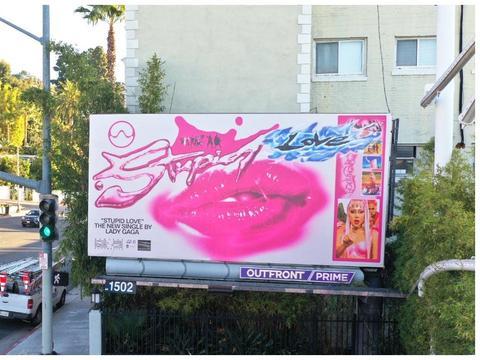 Gaga第六张专辑首单28日发行,主打色调粉红色