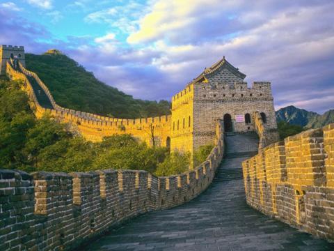 中国十大名胜古迹,有生之年必去一次,没人陪自己也要去