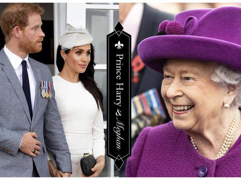 英王室对「离家成员」发布命令:哈里与梅根彻底爆发对女王的不满