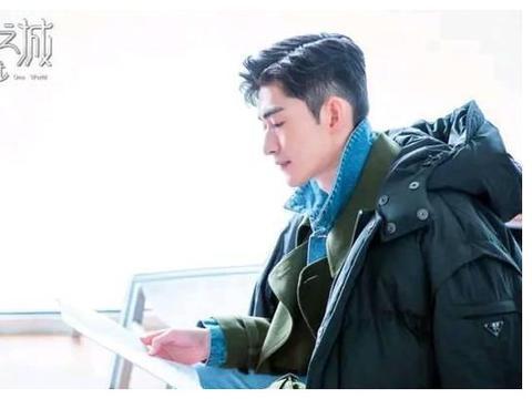 励志电视剧《海洋之城》,张翰出演帅气航海官,你是否期待?