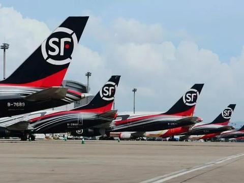 王卫的58架飞机起了大作用,顺丰业务增长40%,去年营收破千亿