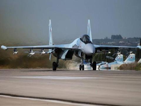 俄苏35诞生首个战果?让航炮无用论闭嘴,土耳其战机不幸成碎渣