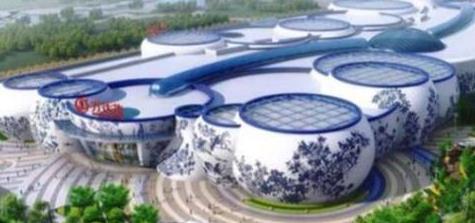王健林之前耗资400亿,设计青花瓷万达,如今成了这样