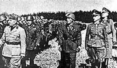 二战时走向末路的德国,竟还有如此杰作