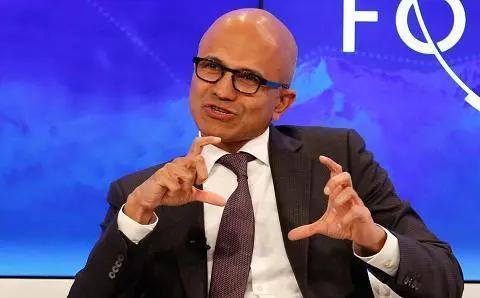 微软CEO访谈实录:我们衡量成功的标准是经济影响,而不是市值