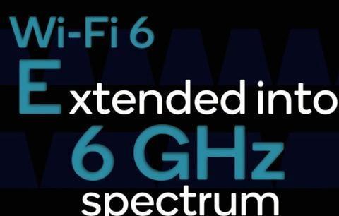 高通展示了使用6GHz频谱,高达1.8Gbps传输速度的Wi-Fi 6E操作