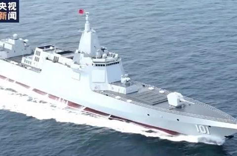 【战舰系列】055型驱逐舰