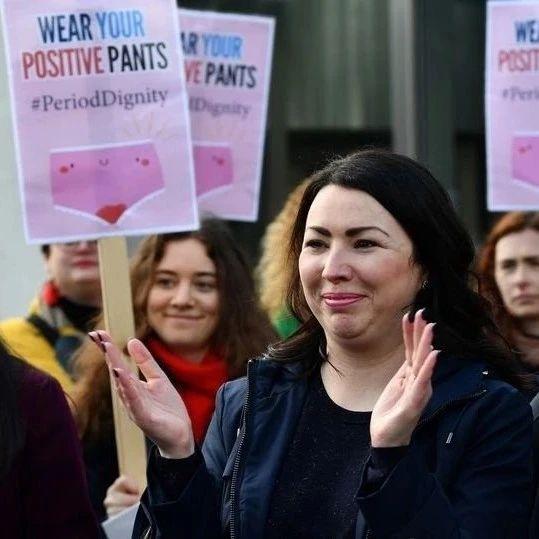 """所有苏格兰女性或将迎来""""卫生棉免费""""!消除""""月经羞耻""""的里程碑!"""