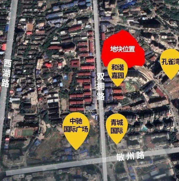 邵阳市区戴家坪地块被以2.28亿高价拿下,预估开盘价....