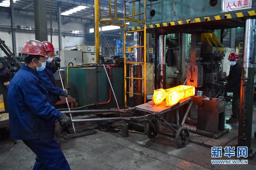 山西太原:制造业有序复工复产