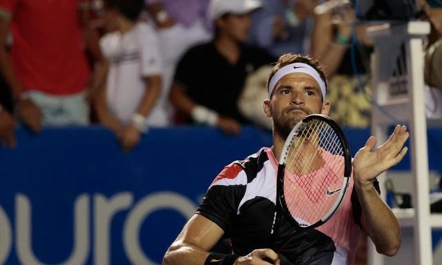 ATP墨西哥站:迪米完胜瓦林卡结束5连败!或将与纳达尔争决赛权