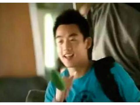 当年的广告太惊艳,益达女孩是郭碧婷,绿箭男孩竟是跑男成员