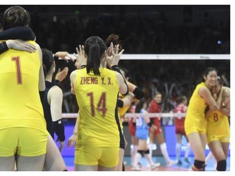 中国女排,27岁奥运最佳决定3国手奥运前景,刘晏含恐因她受益