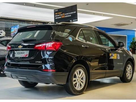 20万左右选美系SUV,这几台家用、越野、运动统统满足