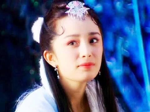 杨幂的聂小倩,唐宁的小谢,白冰的莲姬,王艳的凝香,谁最惊艳