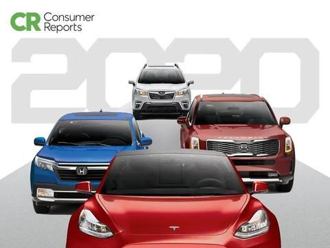 日系不敌德系?解读2020年美国《消费者报告》最佳品牌+车型